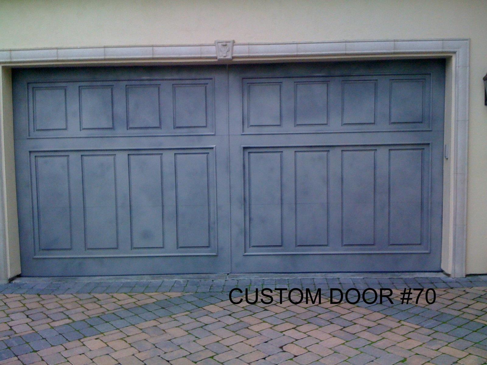 Enlarge Custom Door #70