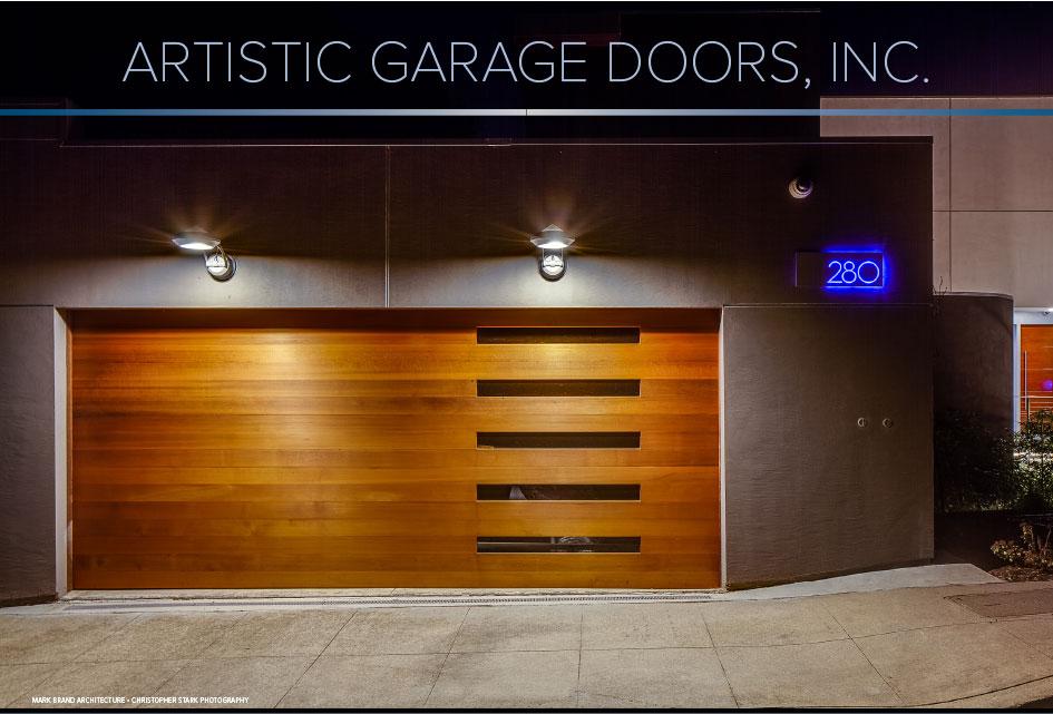 artistic garage doors inc custom garage doors
